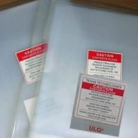 """40"""" X 40"""" Ultra Low Outgassing (ULO®) Polyethylene Bags-0"""