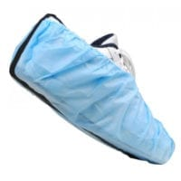 Conductive, Disposable Clean Room Shoe Covers-0