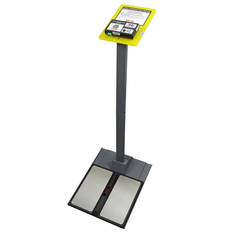 STAND, FOR DUAL COMBINATION TESTER, ESD Stand, Dual Combo Tester