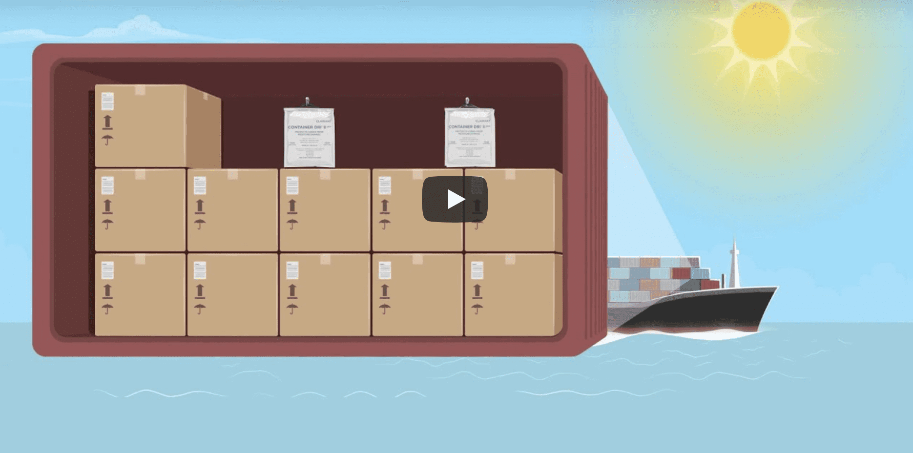 Protect Your Shipped Products with Container Dri