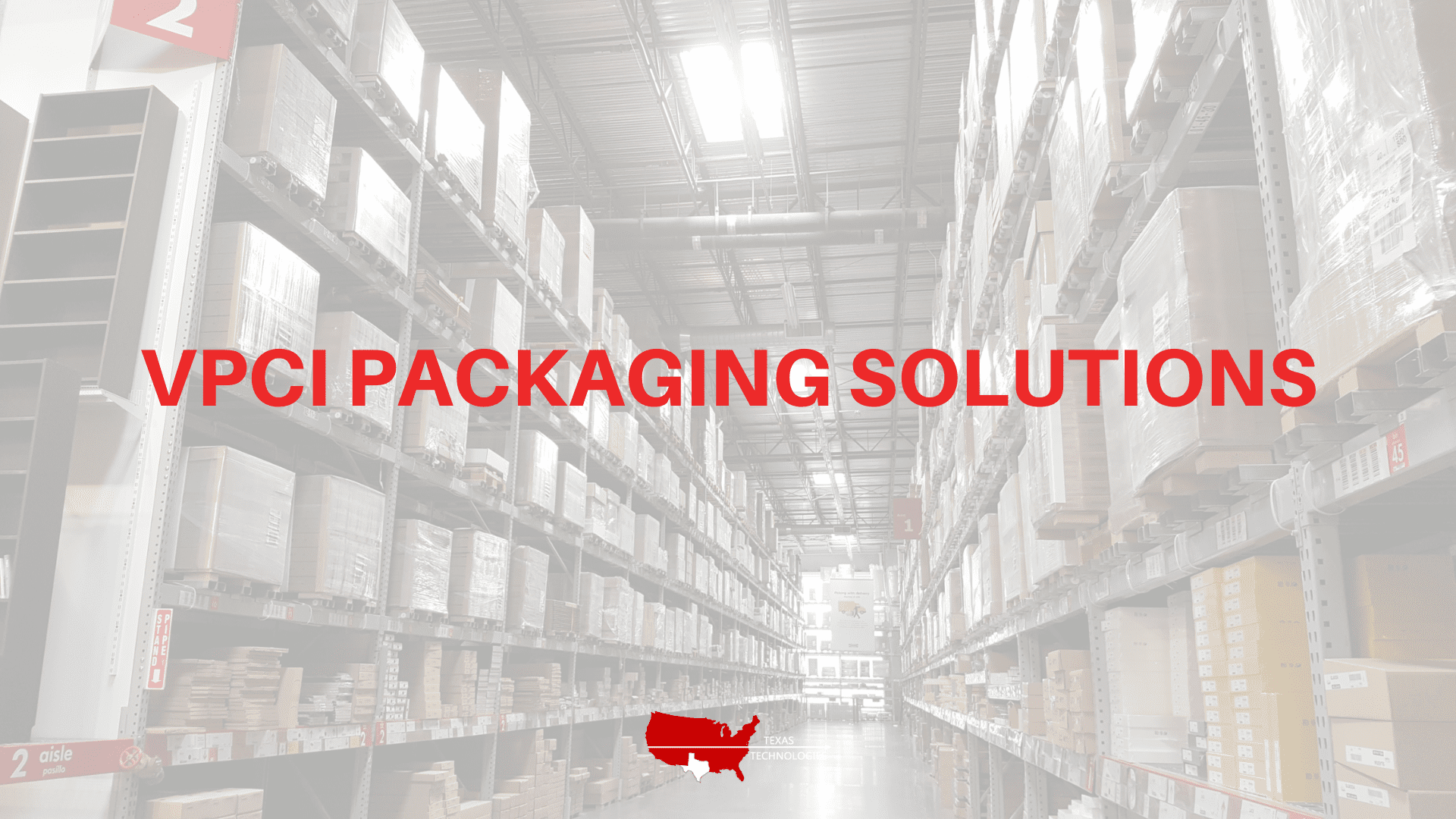 VpCI Packaging Solutions