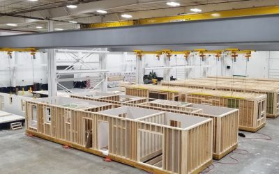 Modular Manufactured Construction in 2020