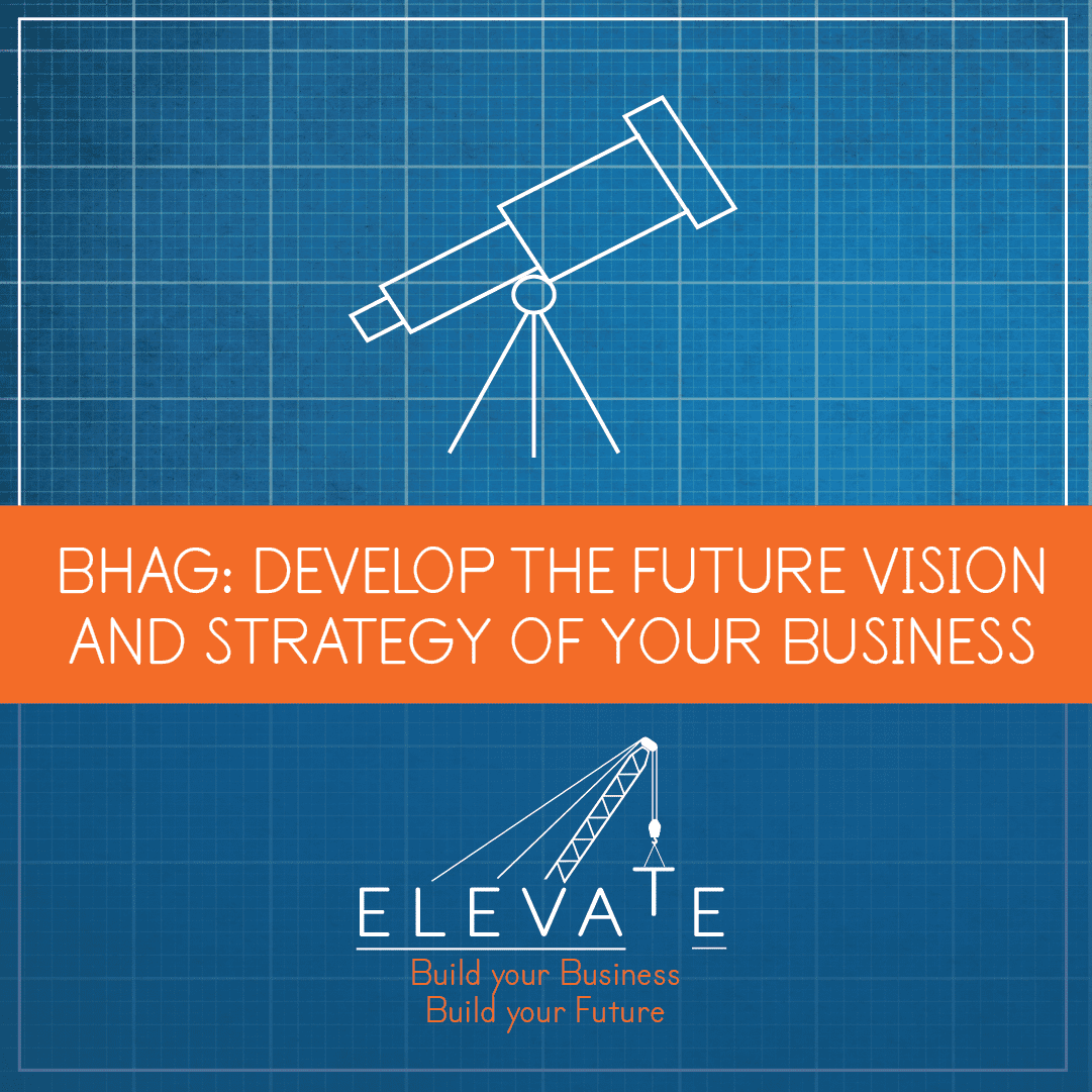 """Class 1 October 2021: """"BHAG: Develop the Future Vision and Strategy of Your Business"""""""