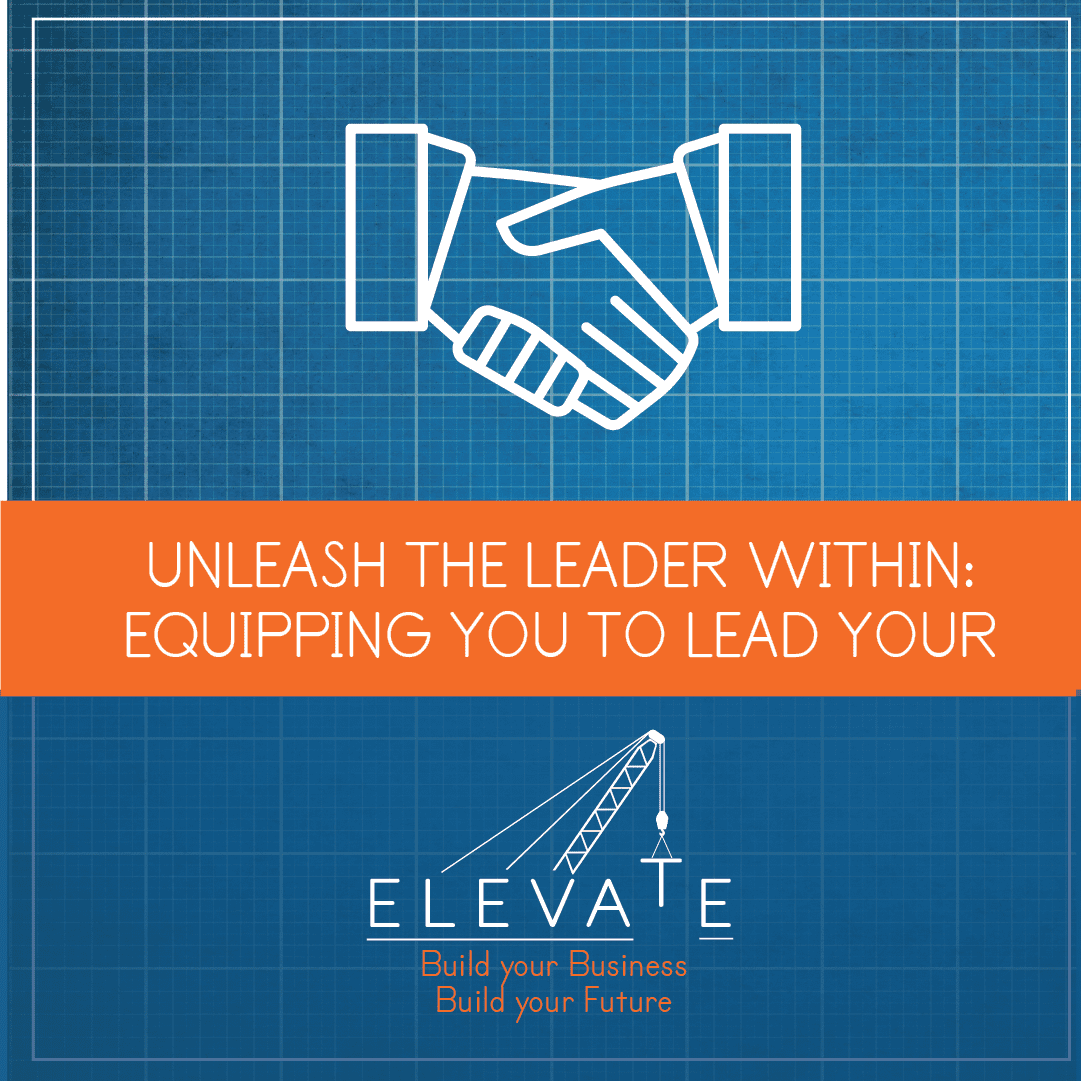 """Class 2 November 2021: """"Unleash the Leader Within: Equipping you to Lead Your Business into the Future"""""""